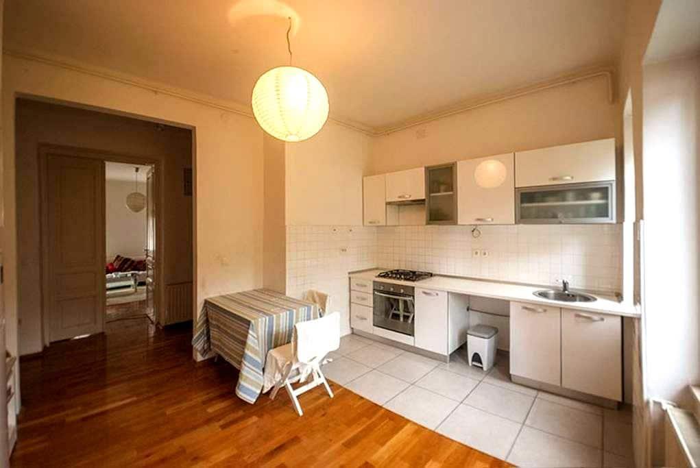 Zagreb center room, budget price - Zagreb - Apartamento