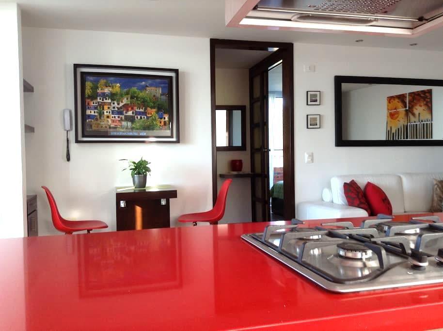 Sorprendente unico apartaestudio - Bucaramanga - Wohnung