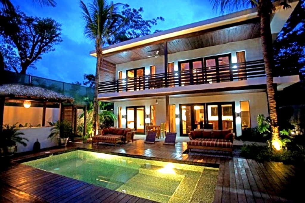 Chic comfort in the Jungle - Rojo - Sámara - Apartment