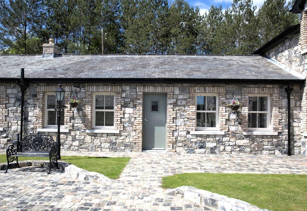 No 2, Mod Cottage 3 Bed 2 bath sleep 6 by the Lake - Dublin - Kisház