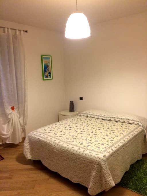 Spaziosa camera con bagno privato.. - Pratovecchio-Stia  - Huis