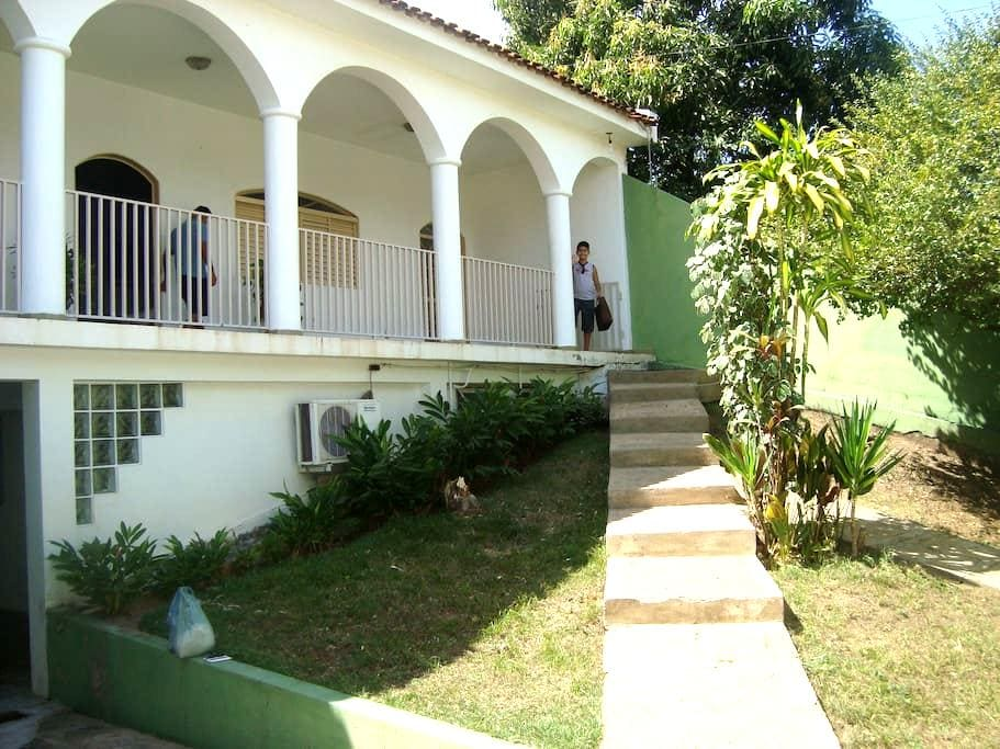 Hostel Casa Cuiabá próximo a Arena Pantanal. - Cuiabá - Haus