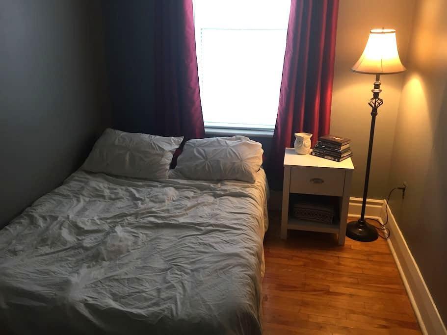 Private Bedroom in Boutique Apartment - Ingersoll - Apartament