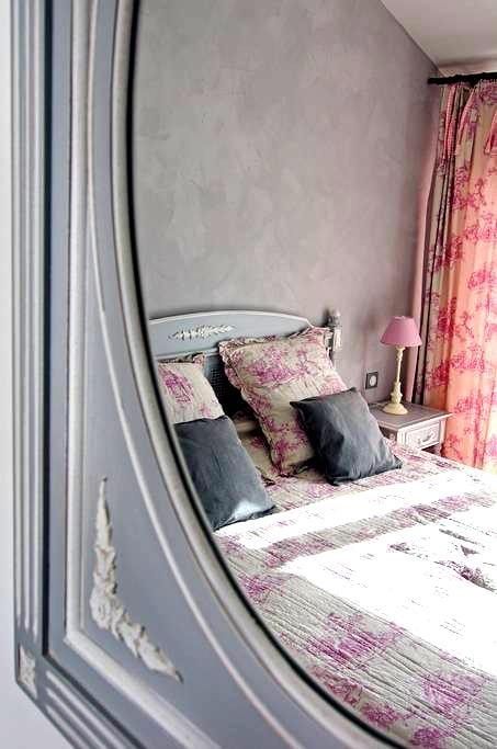 Magnifique chambre idéale pour se ressourcer - Champs-sur-Tarentaine-Marchal