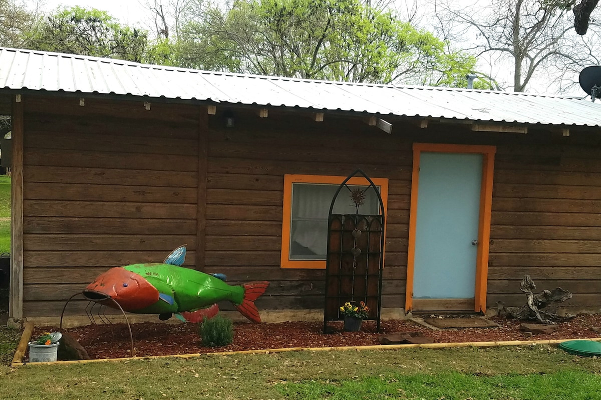 The Catfish Cabin On Lake Buchanan   Cabins For Rent In Burnet, Texas,  United States