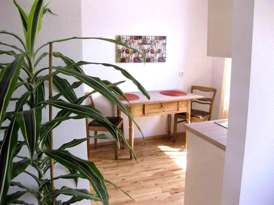 BnB New Apartment  near by Würzburg Rothenburg - Willanzheim - Inap sarapan