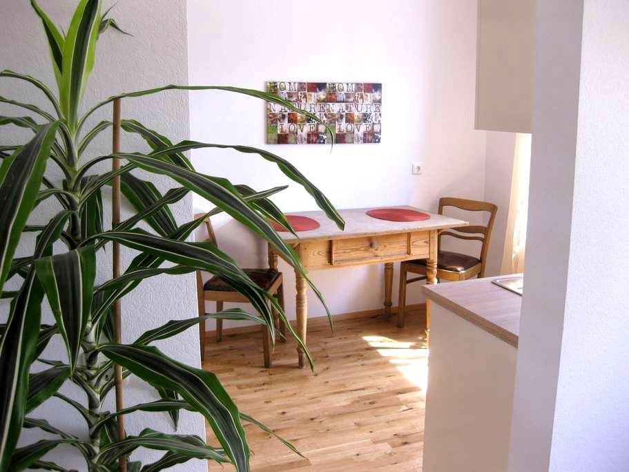BnB neues Apartment nahe Würzburg  und Rothenburg - Willanzheim - Bed & Breakfast