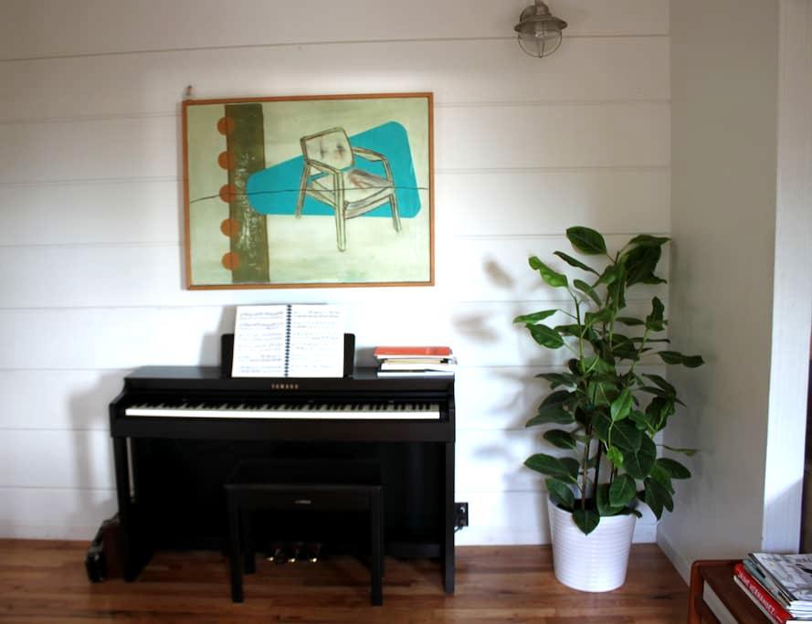 Charming & Serene Garden Retreat - Berkeley - House