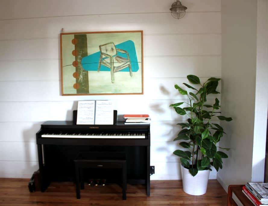 Charming & Serene Garden Retreat - Berkeley - Haus