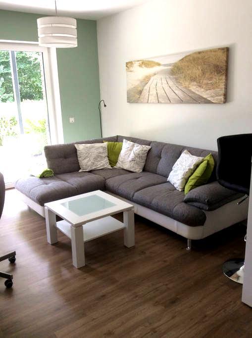 Modern appartement in passiefhuis - Kleve - Appartement