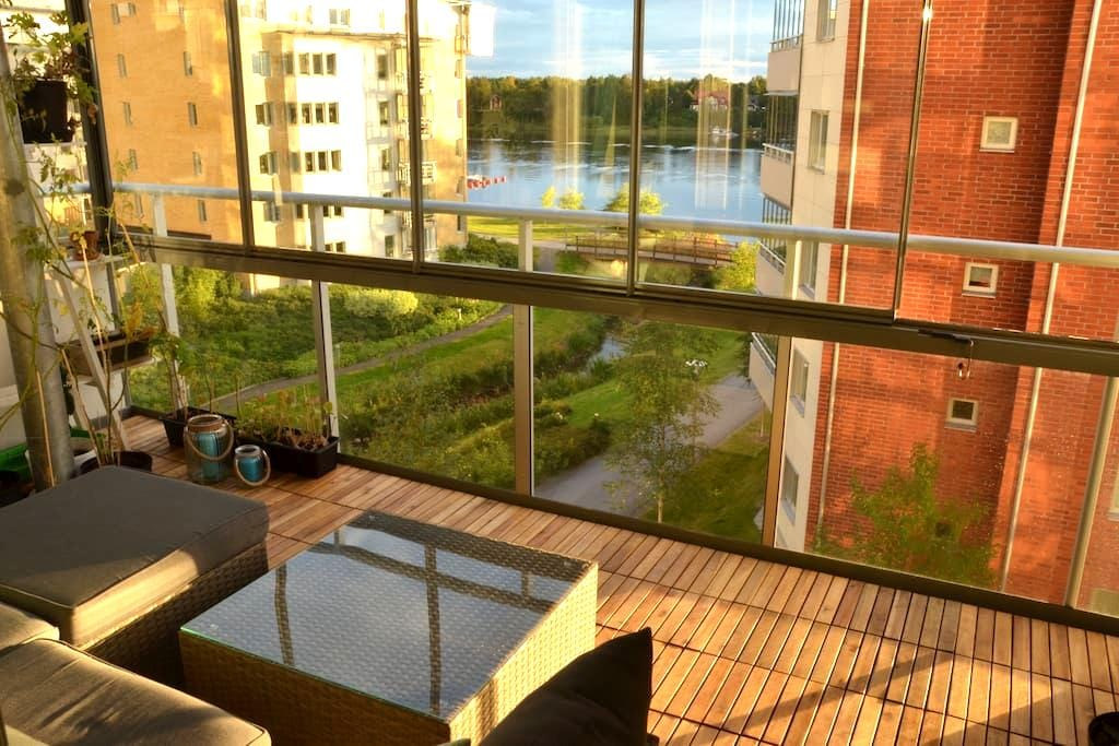 Rum i 3:a med optimalt läge! - Umeå - Apartment