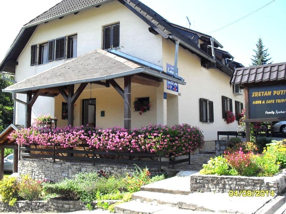 House Katarina,Room No.1 - Plitvička Jezera - Dům
