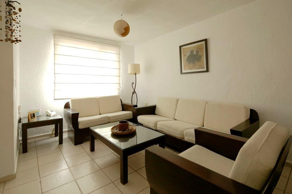 ¡Cómoda y agradable casa en Querétaro! - Santiago de Querétaro - Appartement