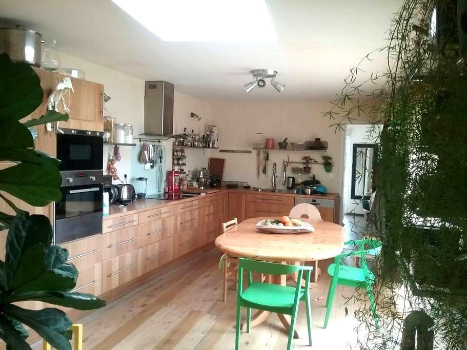 Maison avec jardin lambezellec - Brest - Hus