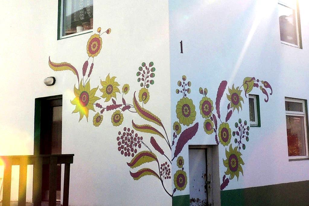 Traditional Icelandic apartment - Ólafsfjörður