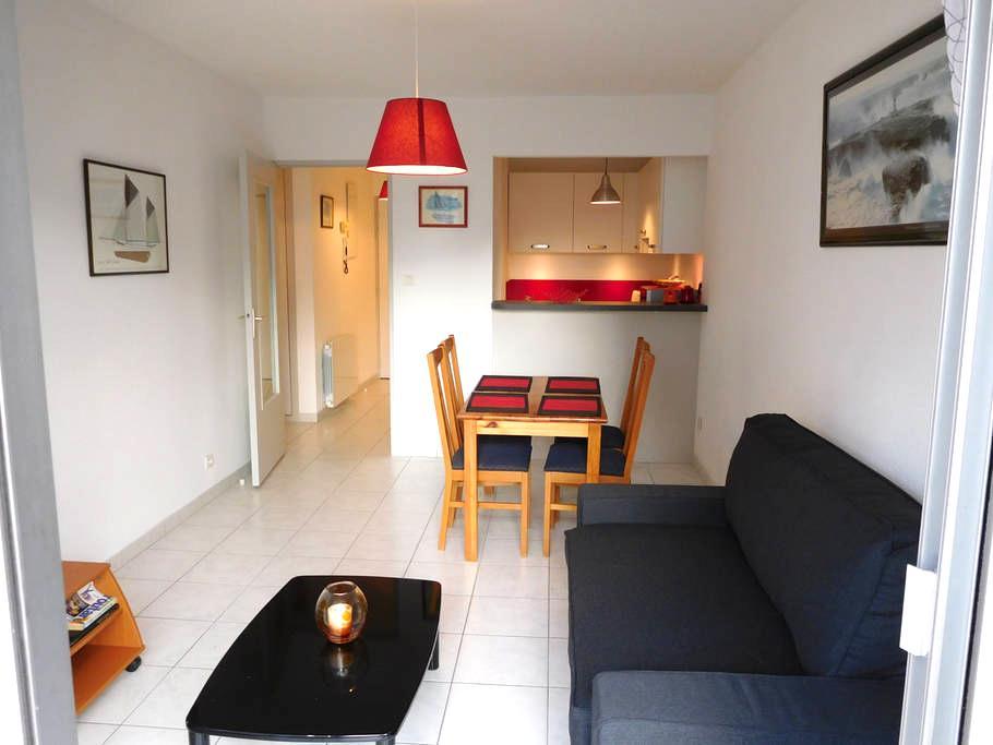 Appartement à 200m de la plage - Erquy
