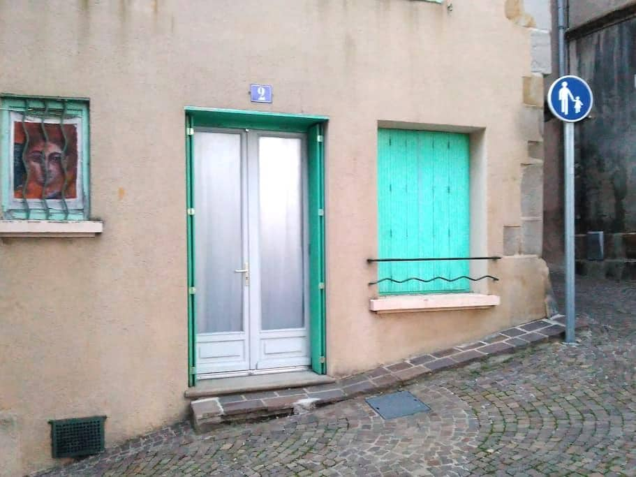 atelier des Roches  studio 45m2 - Saint-Galmier