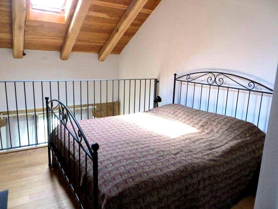 app.t in renovated farmhouse 22 - Moncalvo - Apartemen