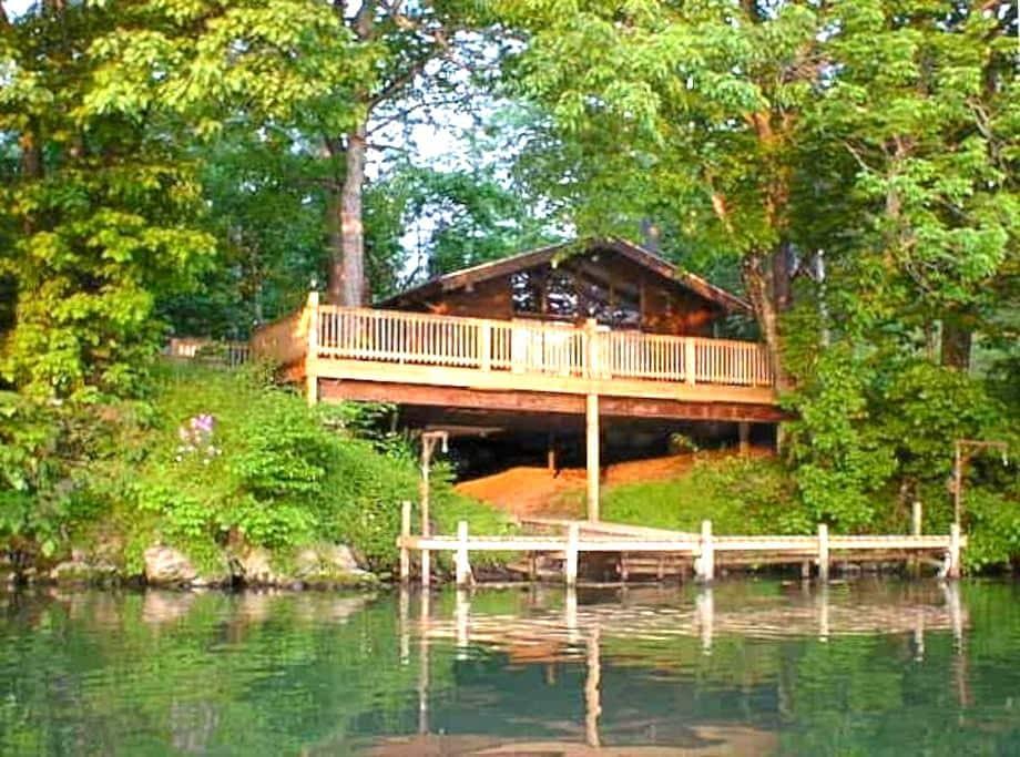 River Haven Cabin - Elkton - Cabin