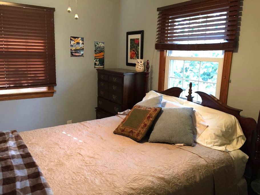 Cary Peaceful room - Cary - House