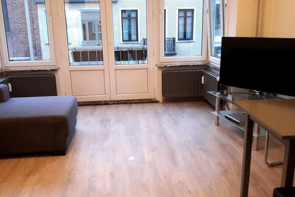 City center full appartment (fully equipped) - Oostende - Lejlighed
