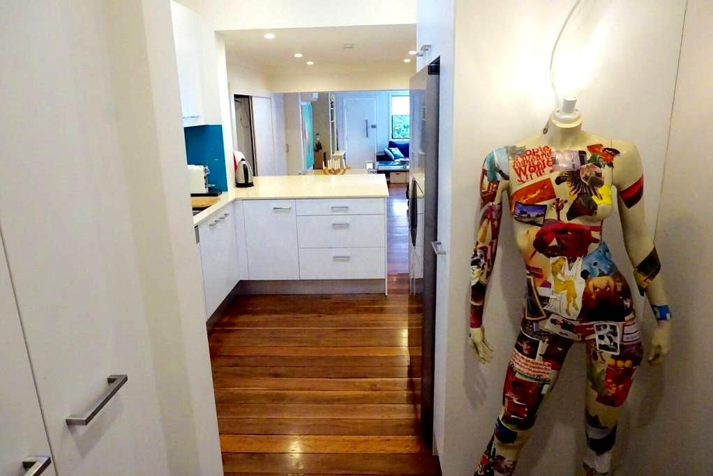 Beautiful and central family home - Kensington - House