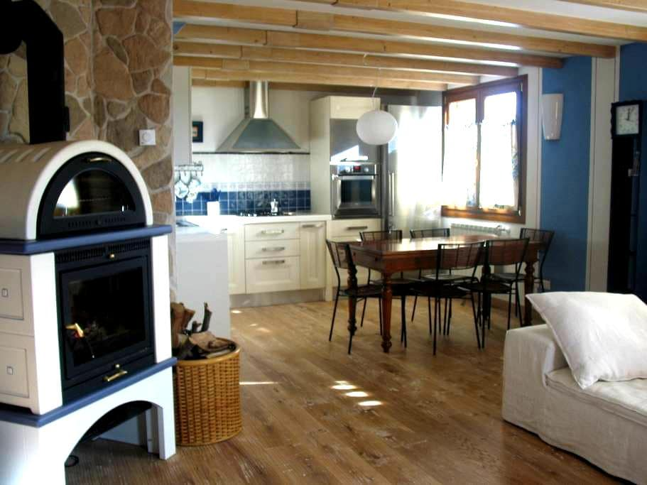 Appartamento con vista Valcamonica - Cané - Apartemen