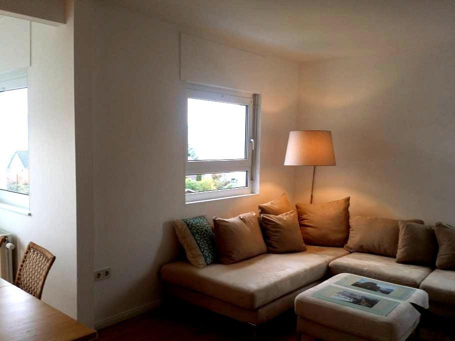 Helle 3 Zi. Whg mit Charme und großem Garten - Trier - Apartment