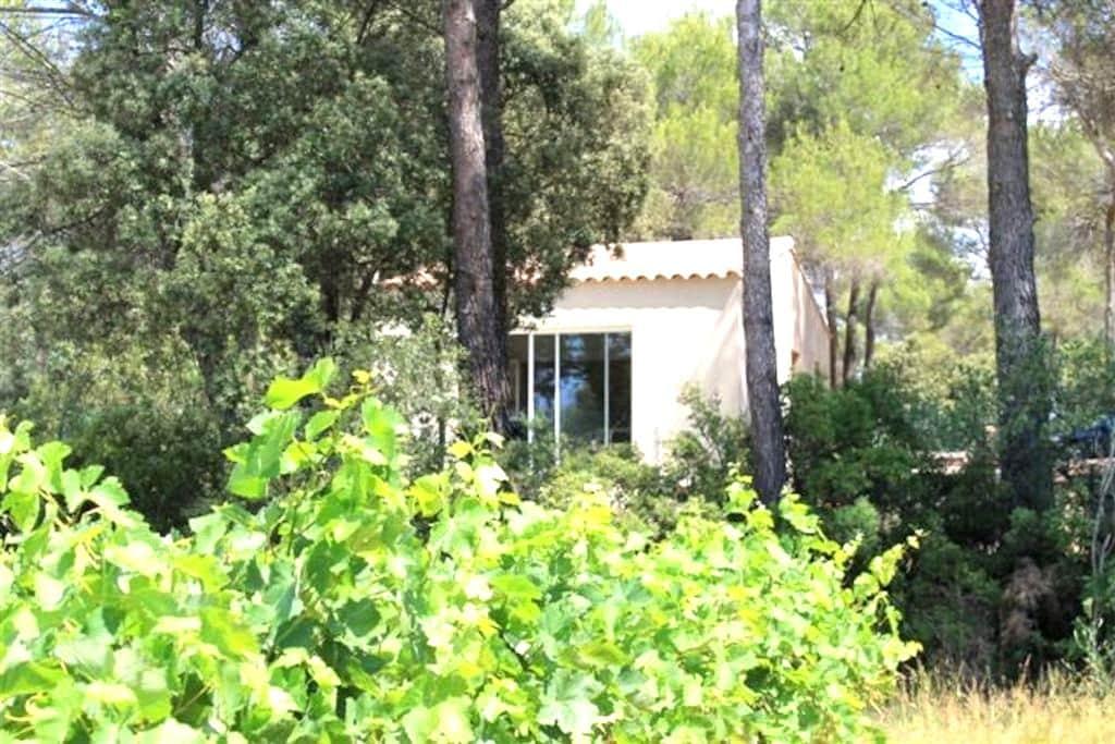 maison individuelle POURRIERES 8391 - Pourrières - Σπίτι