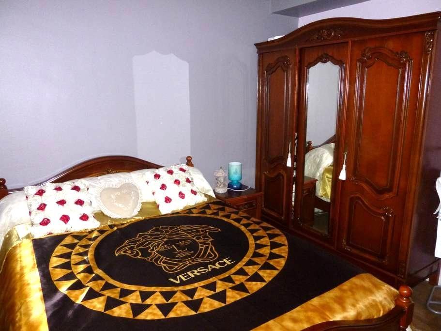 Chambre dans maison proche centre ville - Montréjeau - Casa de hóspedes
