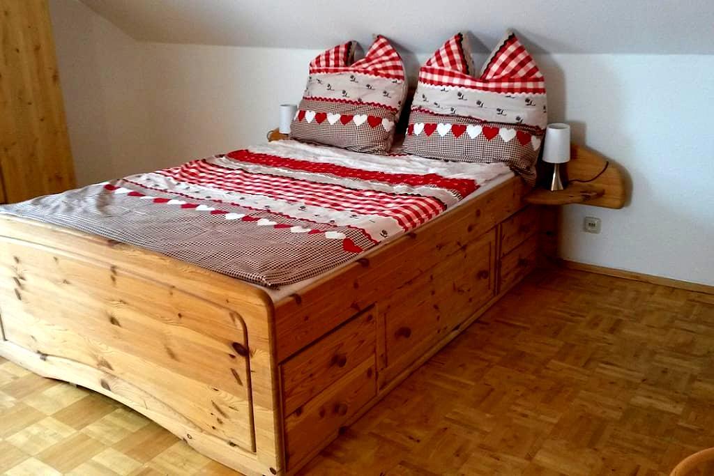 Wohnen mit viel Platz in ruhiger Lage - Alsbach-Hähnlein