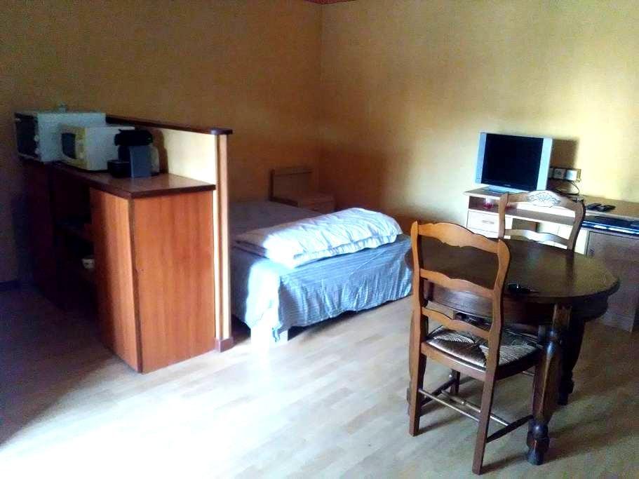 studio calme et spacieux a pelissanne - Pélissanne - Pis
