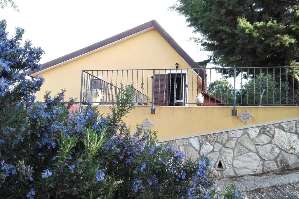 Appartamento Azzurra - Cammarata - Apartamento