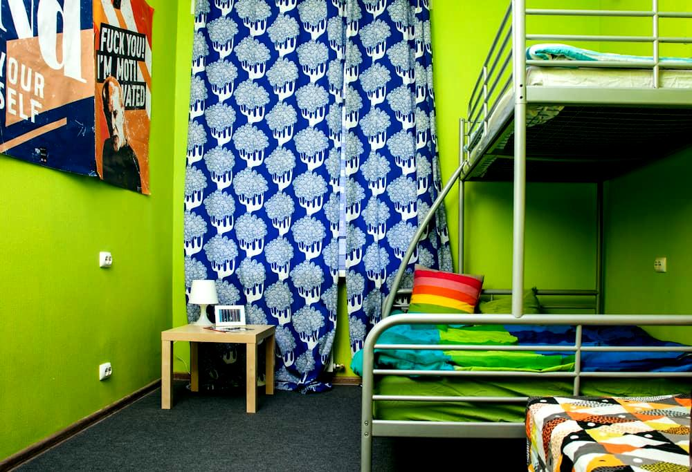 Family room in hostel Dostoevsky (2-3 person) - Novosibirsk - Hostel