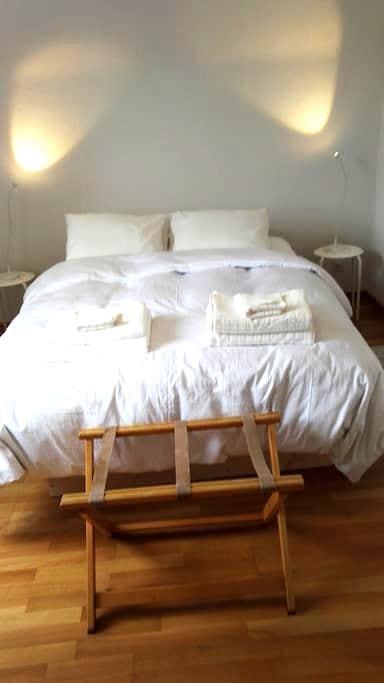 Stadt Aarau 5 Gehmin zum HB Zimmer 3 Gästewohnung - Aarau - Apartamento