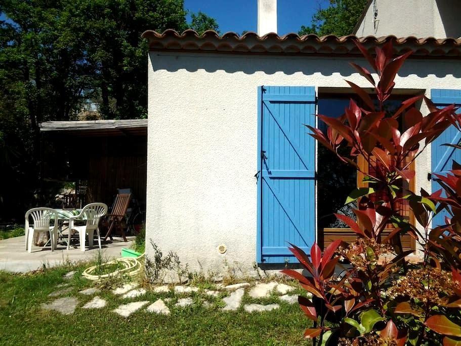 Appartement dans villa . Campagne proche village - Fayence - Apartemen