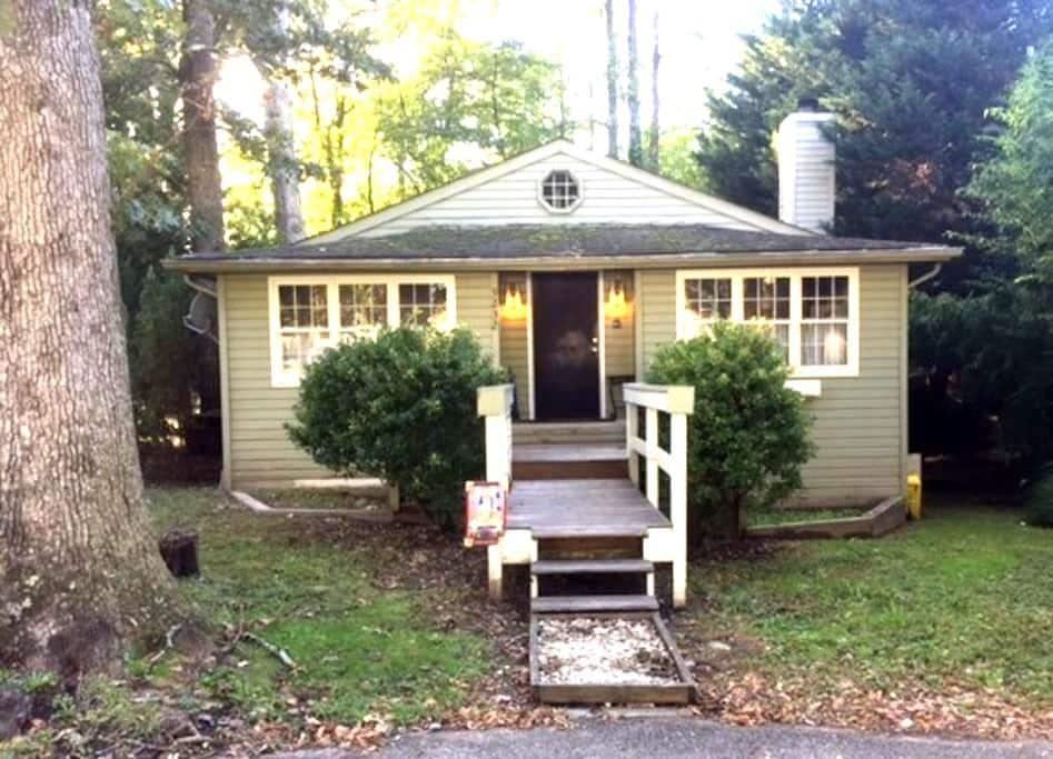 Quaint Beach Cottage - North Beach - Haus