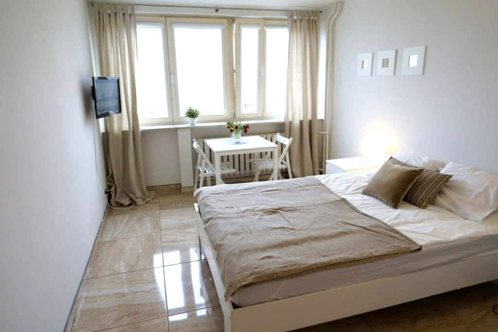 Nice appt in exact center of Warsaw - Warsaw - Apartment