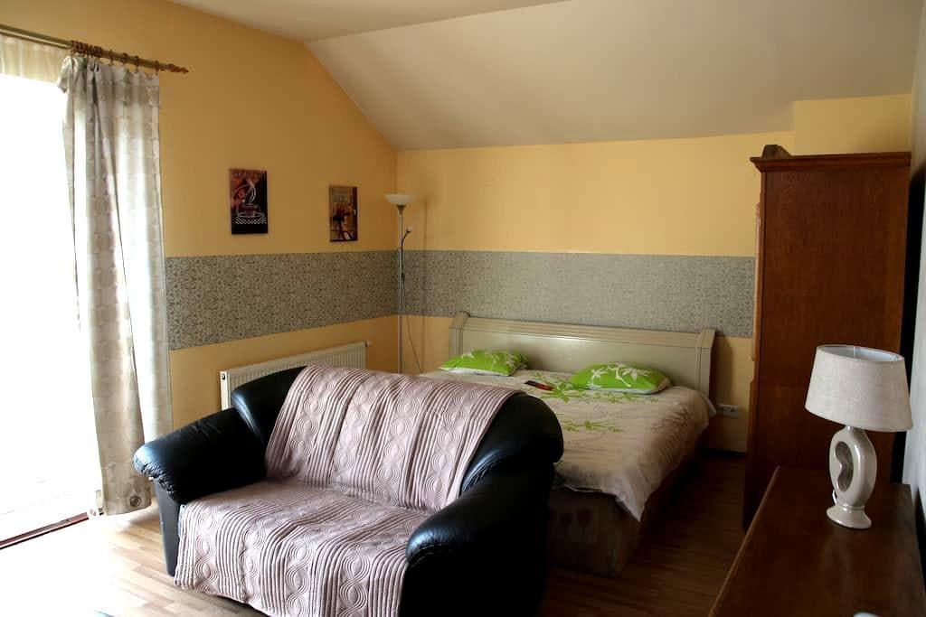 Studio apartment at Klaipeda-Apartments - Klaipėda - Apartment