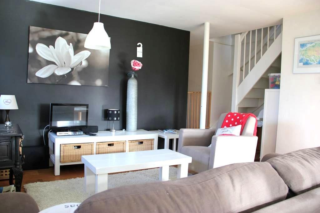 Boerderijlodge Ameland/ 4 pers huis - Ballum - Wohnung