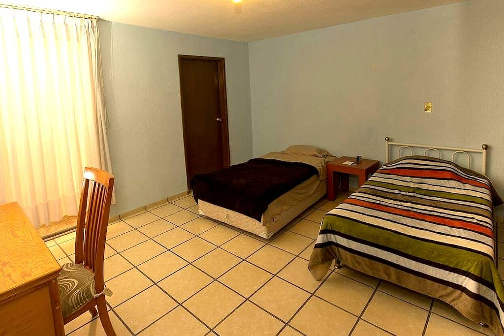 Muy amplio. Excelente ubicación. - San Luis Potosí - Lägenhet