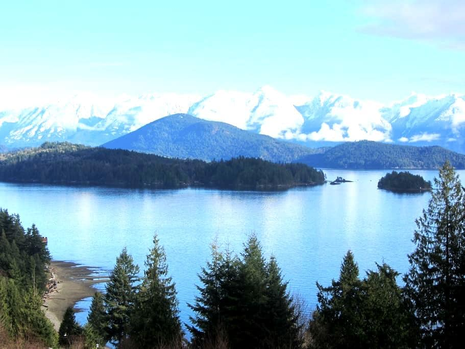 Gibsons suite with amazing views. - Gibsons