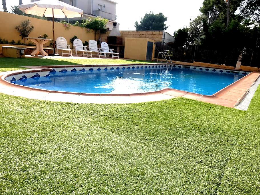 Top 20 holiday lettings el vendrell holiday rentals for Piscina el vendrell