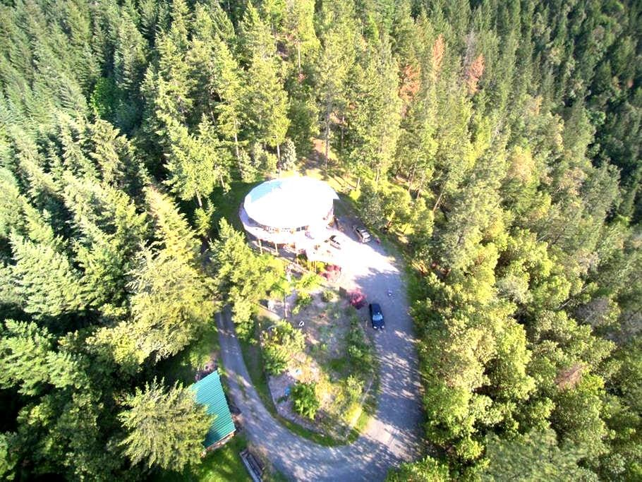 Mountain retreat 15 min from Ashland - Talent - Casa