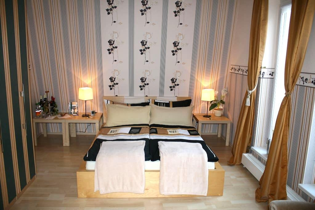 cozy double room / shower/toilet N1 - Bacharach