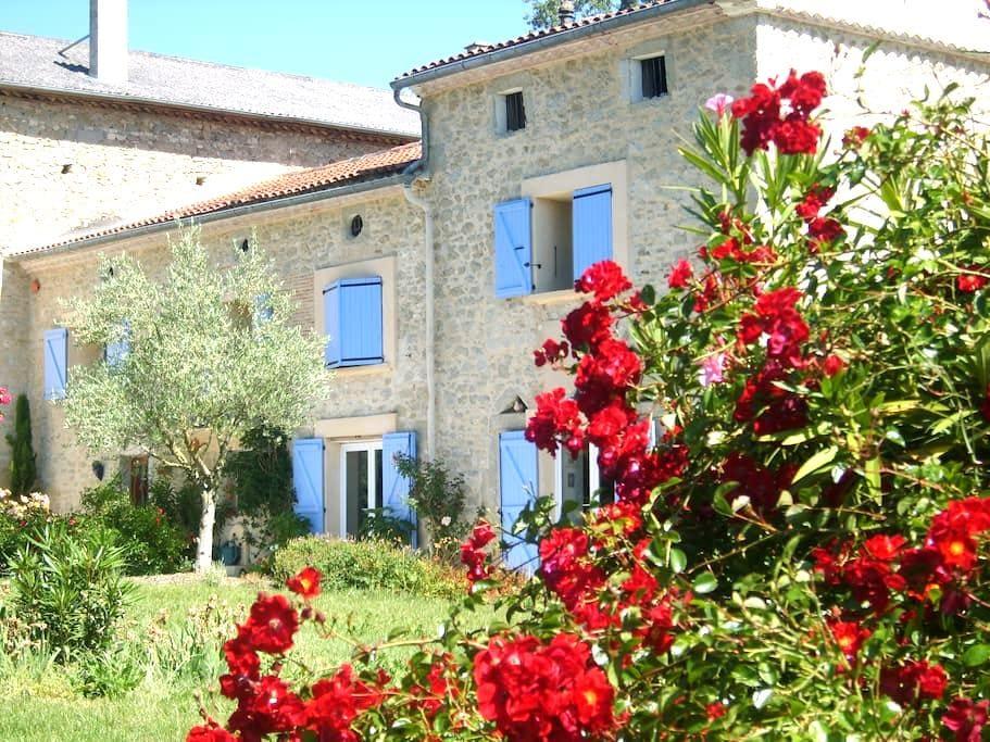 ancienne ferme en pierre - Lautrec - Huis