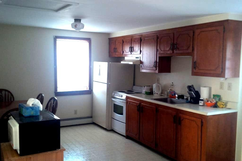 1BR Furnished Apartment Downtown - Dover - Leilighet