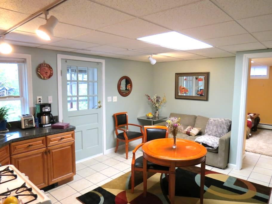 Wonderful Stay Cozy apartment - North Haven