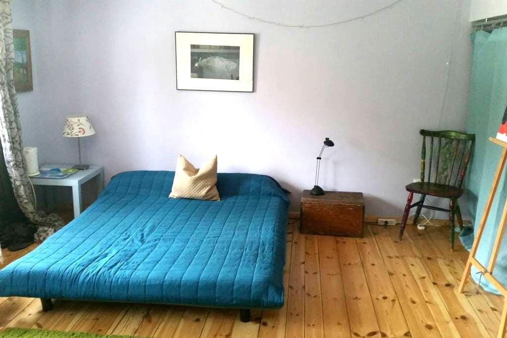 Private room in house with garden - Berlin - Bed & Breakfast