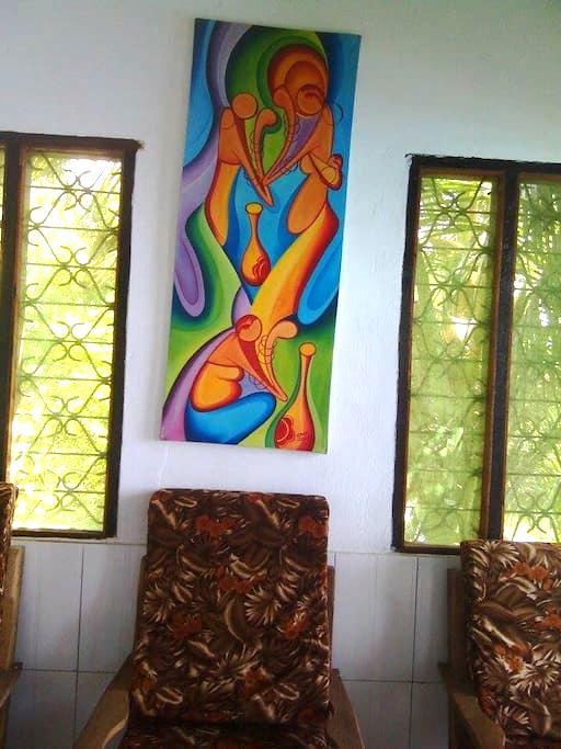 Warm flat in Kendwa. - Kendwa - Apartament